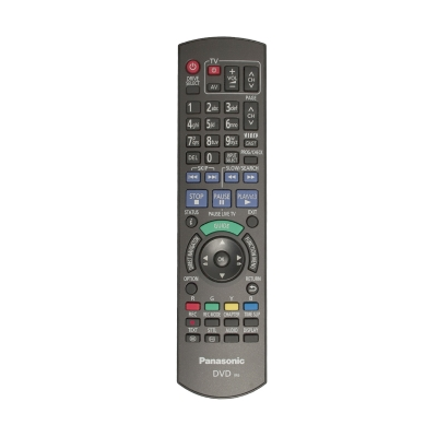 Panasonic DVD Player Remote N2QAYB000480
