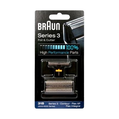 Braun Shaver Foil and Cutter 31B