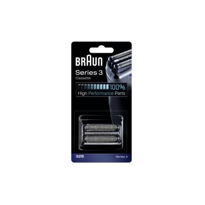 Braun Shaver Foil & Cutter Cassette (Silver) - 32SCAS
