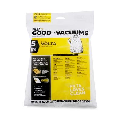 Filta Vacuum Bags 5pk Jaguar F062