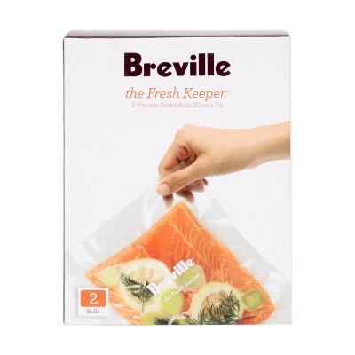 Breville Vacuum Sealer Rolls 2pk - The Fresh Keeper™