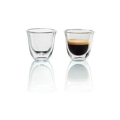 Delonghi Espresso Machine Espresso Glasses 2pk
