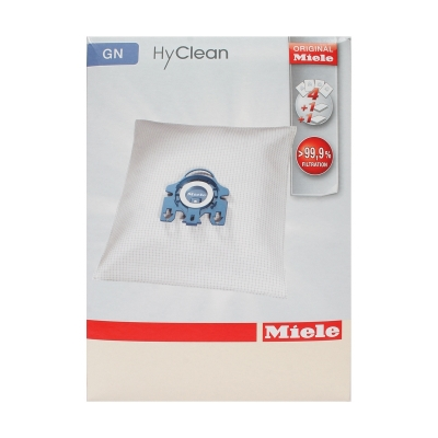 Miele Vacuum Cleaner Bags 4pk GN - PM9917730