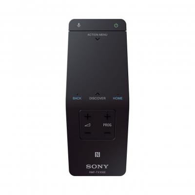 Sony Television One-Flick Touchpad Remote Control - RMF-TX100E
