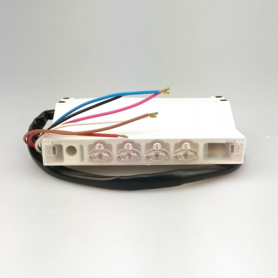 Delonghi Rangehood Front Controller Switch Assy - DAU1570004