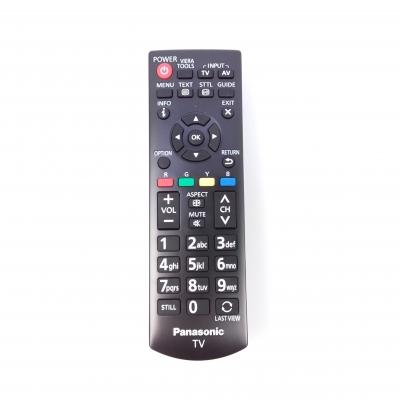 Panasonic Television Remote Control - N2QAYB000817