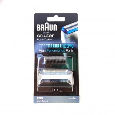 Braun Shaver Foil & Cutter - 20SCP