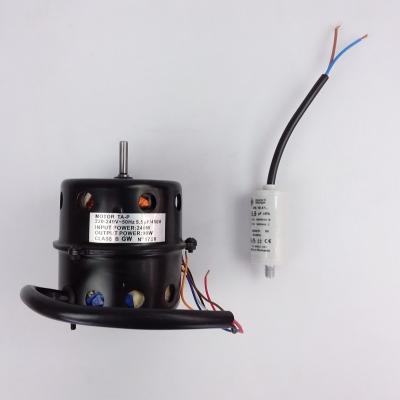 Delonghi Rangehood TA Motor Set (With Capacitor) - DAU1570010