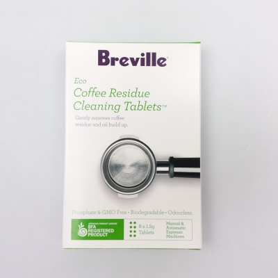 Breville Espresso Machine Cleaning Tablets 8pk Cino Cleano BES012