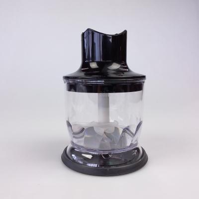 Braun Hand Blender Accessory MQ20 (Bowl, Lid, Blade) - 0X81364458