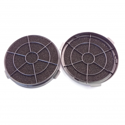 Delonghi Rangehood Carbon Filter (2-pack) - Dau1570003
