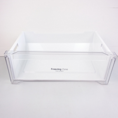 LG Freezer Middle Drawer Assy with Front Cover - AJP73954501