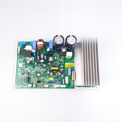 LG Heat Pump Outdoor PCB Assy - EBR83795501