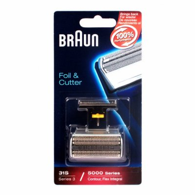 Braun Foil and Cutter 5000
