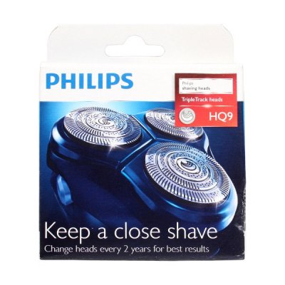 Philips Shaver Rotary Head HQ9 3pk